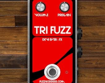 devi ever : fx - Silicon Transistor Tri-Fuzz