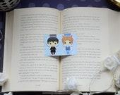 The cruel prince magnetic bookmark