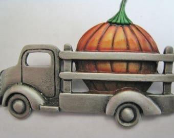 J J Pumkin Truck Pin