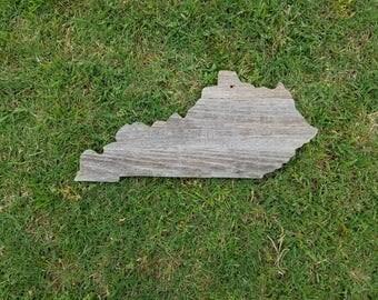 Reclaimed Kentucky Sign, Wood Kentucky Sign, Rustic Home Decor, Kentucky Wood Sign, Wood Home Decor, Reclaimed Home Decor, Reclaimed Sign