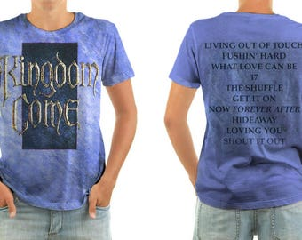 KINGDOM COME shirt all sizes