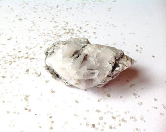 Twin Soul ~ Crystalline Creatrix stone ~ Wild Harvested Raw Quartz Crystal