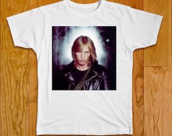 Tom Petty on a shirt