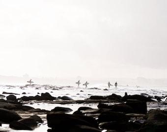 Aussie Surfers landscape photography fine art print