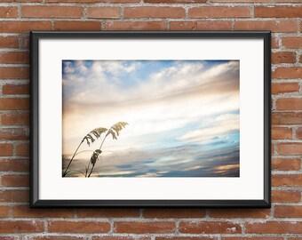Sunrise Outer Banks NC 8x10 16x20 Landscape Photography Fine Art Print Canvas Print Wall Art Photograph