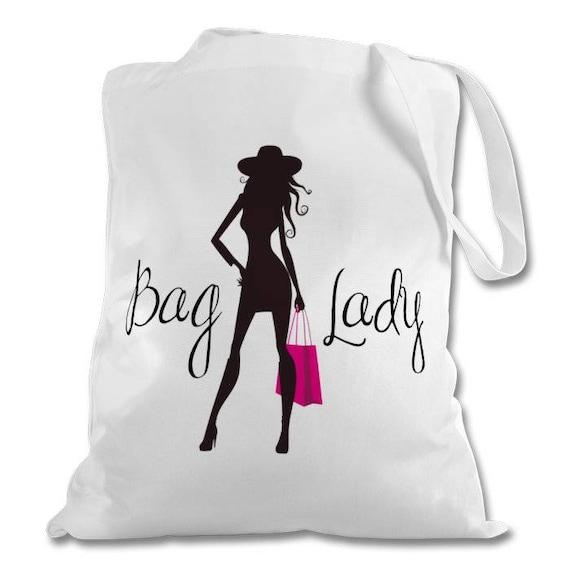 Bag Lady Tote Bag