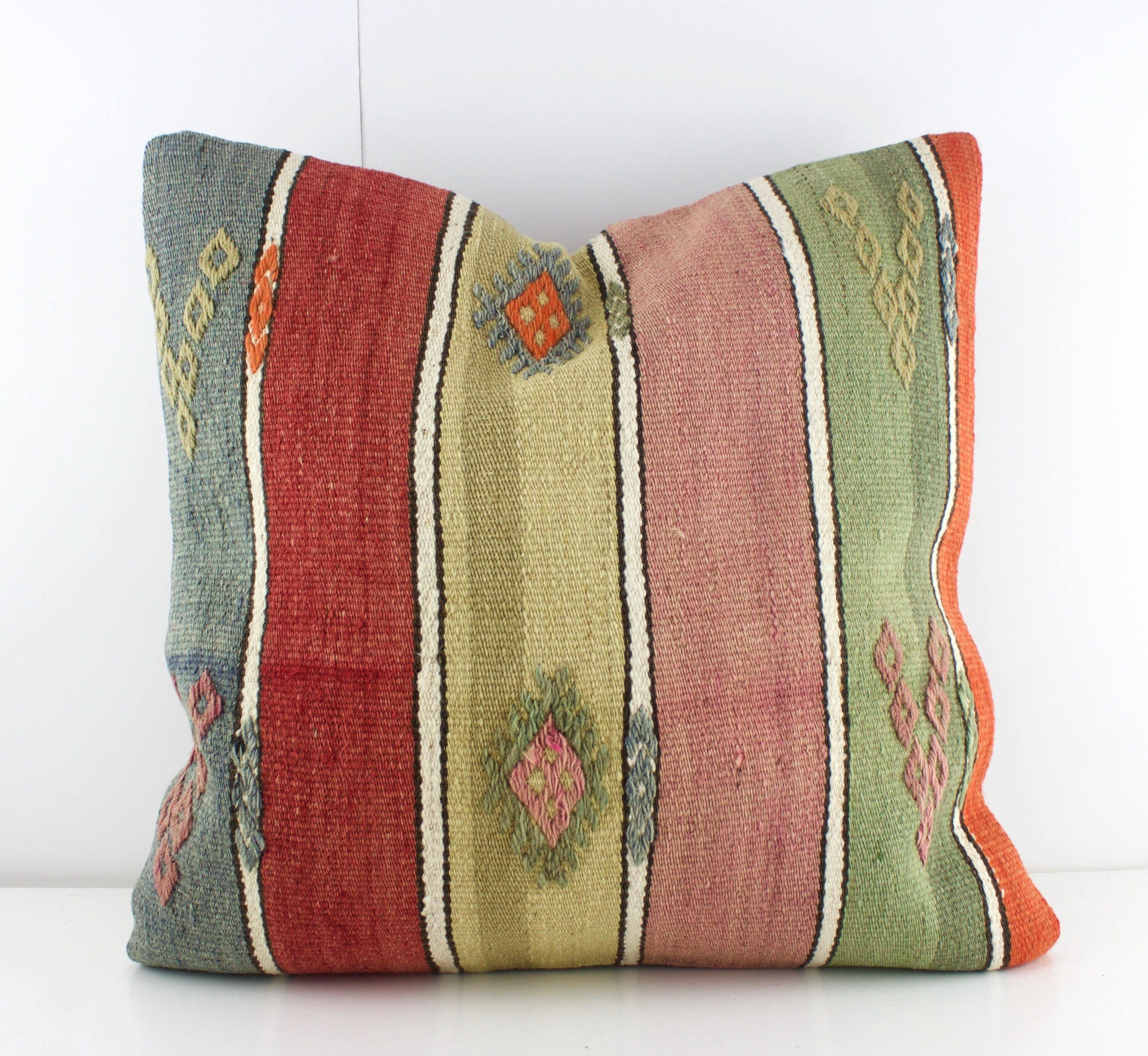 Decorative Pillows Kilim : Kilim Pillow Decorative Pillows For Couch Kilim Pillows Kilim
