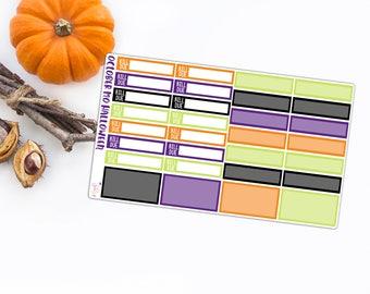 October Halloween Mo Add On
