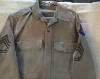 1950's U.S. Army 12th Army uniform - With pants
