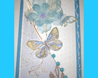card for all occasions turquoise