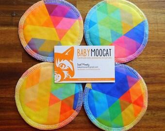 Reusable Breast Pads, Nursing Pads, washable