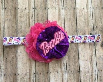 Barbie Headband