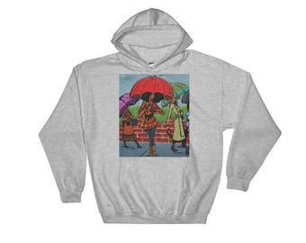 Rain 1 Hooded Sweatshirt