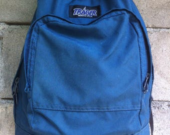 Men Women Vintage Trager Seatle Backpacks
