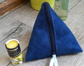 Kit in the shape of a berlingot in cotton, gift idea!