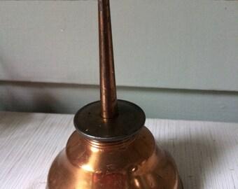 Vintage Oil Can Eagle Oil Dispenser