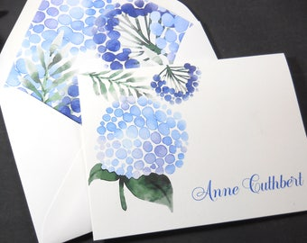NOTECARD SET, Notecards with Envelopes, Notecards, Custom Stationery, Personalized Stationery Set, Personalized Gift, Teacher Gifts
