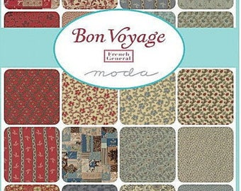 SALE** SALE!!! Bon Voyage- Layer Cake  - Moda - by French General