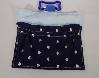 Dog Treat Bag, Treat Pouch, Dog Training Bag, Dog Training Pouch, Dog training Treat Pouch,  Dog Treat Pouch,