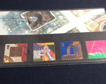 Royal Mail stamps presentation pack No304 Millennium Series The Christians Tale