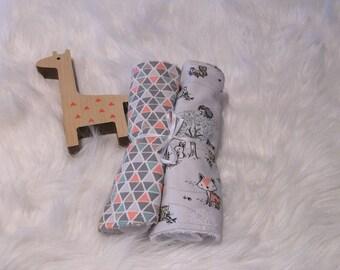 Burp Cloth sets