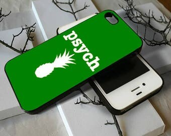Psych - for phone iphone 4 4s 5 5s 5c 6 6s 7 8 x samsung galaxy s3 s4 s5 s6 s7 edge s8 plus cover case cases