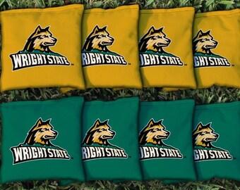 Wright State University Raiders Cornhole Bag Set