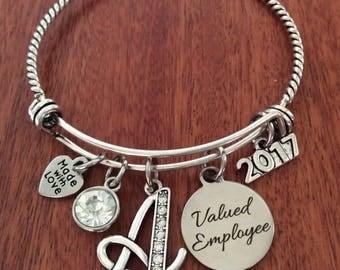 EMPLOYEE Gifts, Employee Jewelry, Employee Appreciation Gifts, Valued Employee Gift, Unique Employee Gifts, Emplyee Recognition Gifts