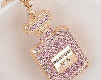 Luxury Keyring or bag charm