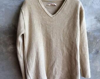 Vintage 45RPM Knitweat Sweaters Size M