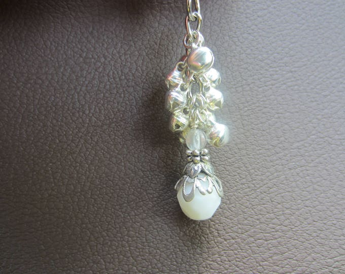 Keychain with Tiny Bells