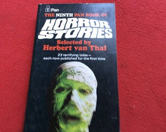 The Ninth Pan Book of Horror Stories.