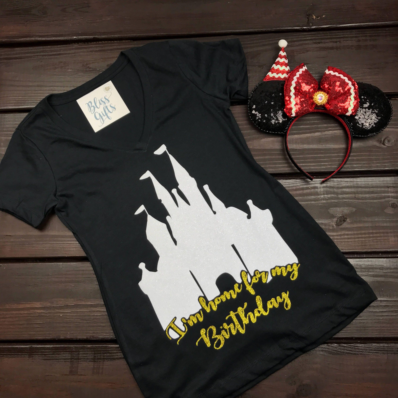 Disney 50th Birthday Shirt Ideas