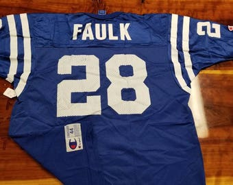 reputable site 24d6c ffb6c 28 marshall faulk jersey island