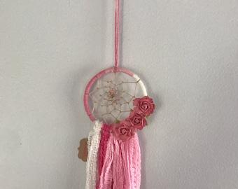 Susie Q Dreamcatcher - Pink Dreamcatcher