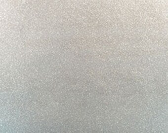 "126 Silver 12""x 12""  StyleTech 2000 Ultra Metallic Glitter Adhesive Indoor / Outdoor Vinyl - Similar to Oracal 651"