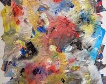 Strange Colour Canvas [PRINT]