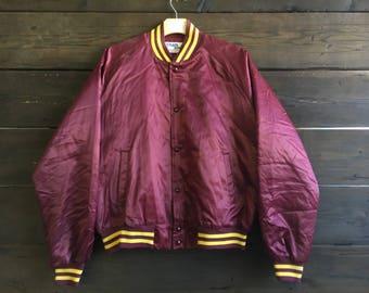 Vibtage 80's Chalk Line Jacket