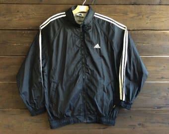 Vintage 90s Adidas Track Jacket