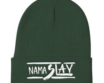 NamaSLAY // Knit Beanie