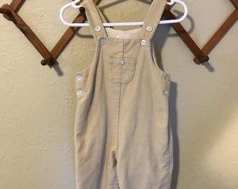 CLEARANCE Corduroy Overalls