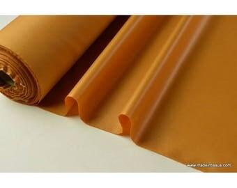 Polyester water repellent for umbrella x50cm pumpkin fabric