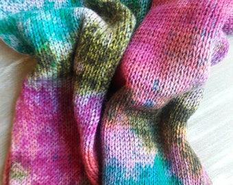 Winterberry Sock Blank-double knit
