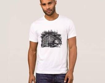 "Dreambus t-shirt ""Berghain"""