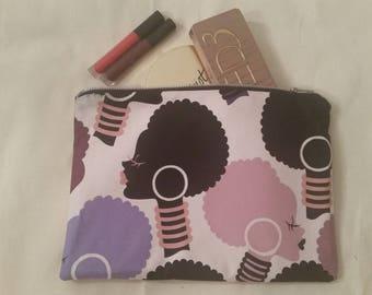 Oversized Clutch, Make-Up Bag