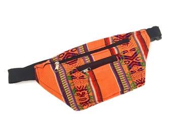 Orange Bumbag