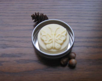 Organic Lotion Bar: Butterfly