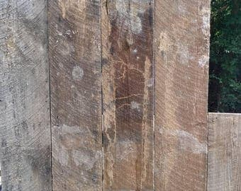 100 year old reclaimed barnwood