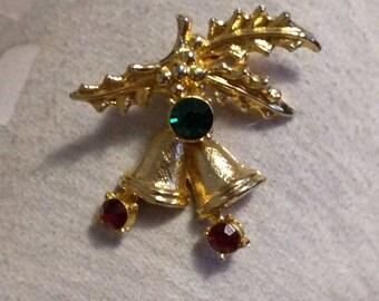 Bells brooch