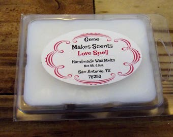 Scented Handmade Wax Melts